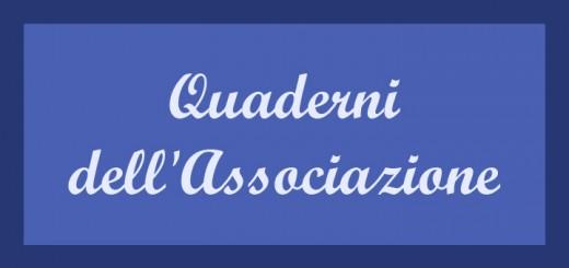 pubblicazioni-quaderni-associazione